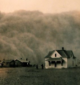 Gothic Dust Bowl