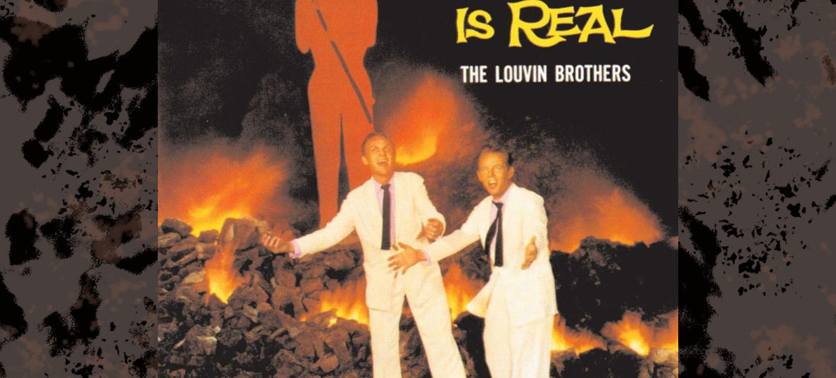 Louvin Brothers Satan Is Real