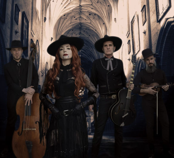 Born By Lightning, the follow-up to the fifth Heathen Apostles album Dust to Dust, contains 5 new songs that explore yet another facet of Gothic Americana: southern gothic blues.