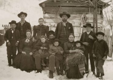 Hatfields and McCoys Feuding Families