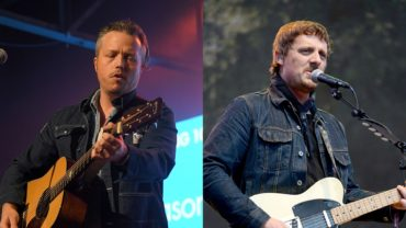 """Sturgill Simpson and Jason Isbell in Scorsese's """"Killers Of The Flower Moon"""""""