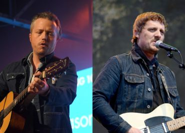 "Sturgill Simpson and Jason Isbell in Scorsese's ""Killers Of The Flower Moon"""